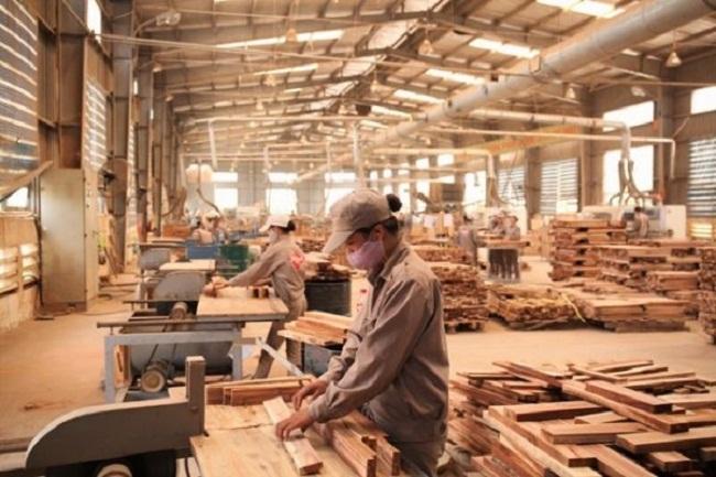 dập bụi cho nhà máy sản xuất gỗ