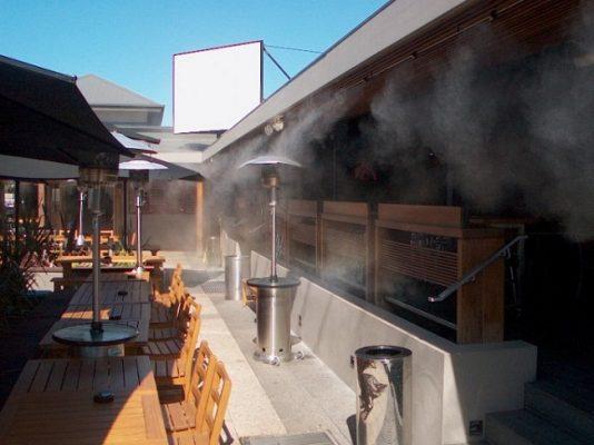 Khử mùi hôi nhà máy sx chế biến thức ăn gia súc
