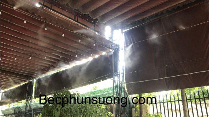 Béc phun sương là gì? - mayphunsuong.org